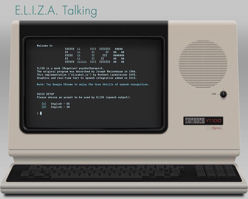 chatbot eliza online