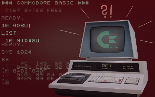 Now Go Bang!> A Curious Bug in the Commodore BASIC Tokenizer