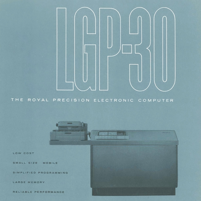 Royal Precicision LGP-30