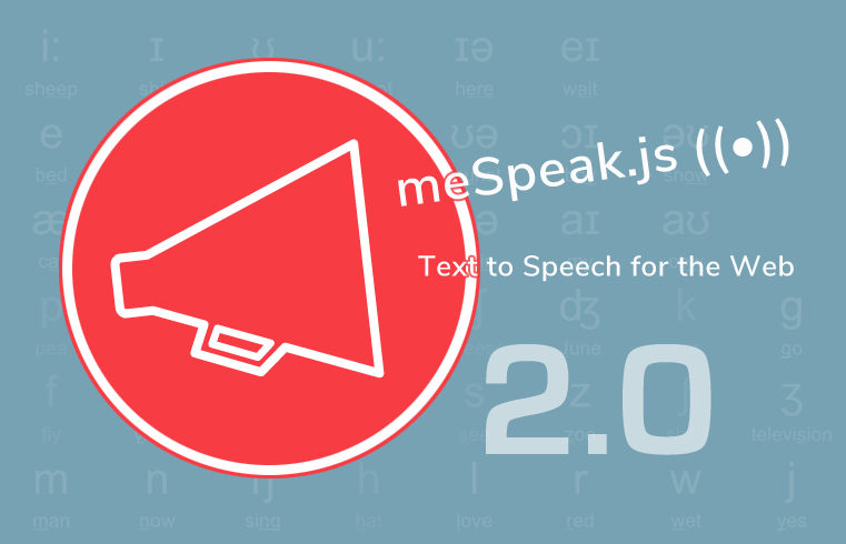 Announcing meSpeak 2.0