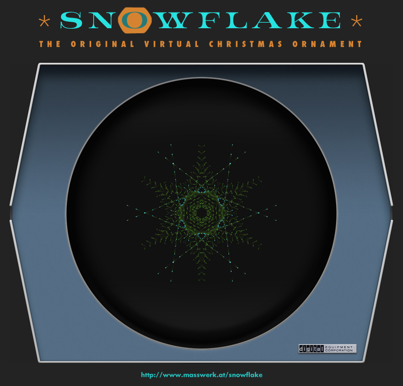 Snowflake for the PDP-1