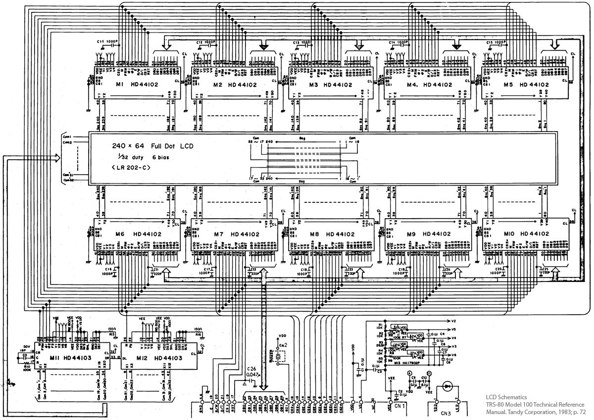Retrochallenge 2016/01: M10 – PC-8201A Maze War (E-04)