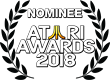 Atari Awards 2018 Nominee