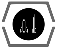 Inside Spacewar! (icon)